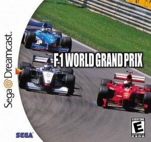 New Sealed F1 World Grand Prix - Dreamcast Game