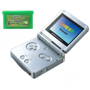 Game Boy Advance SP System Leaf Pak