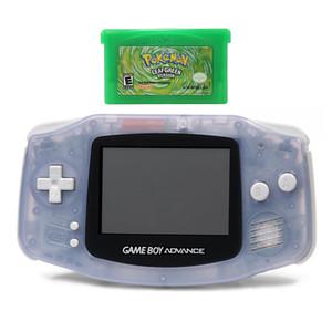 Game Boy Advance Clear Leaf Pak
