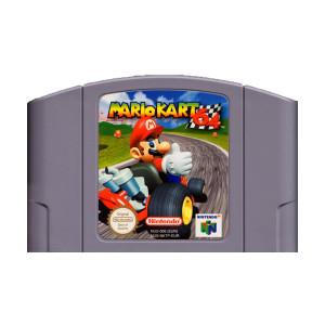 Not For Resale Mario Kart - N64 Game