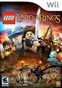 Lego Lord of the Rings - Wii Game
