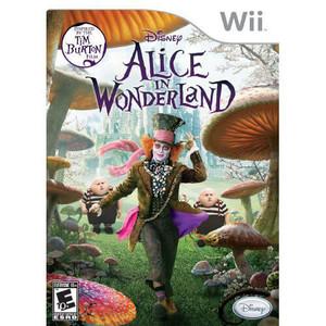 Alice in Wonderland, Disney's - Wii Game