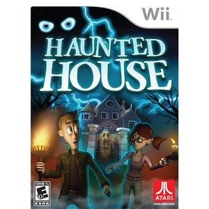 Haunted House - Wii Game