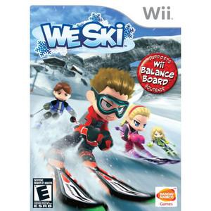 We Ski - Wii Game