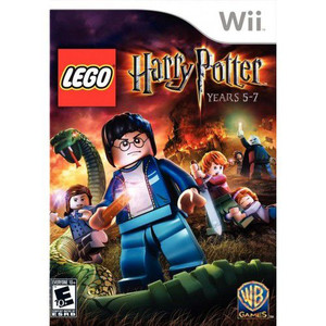 Lego Harry Potter Years 5-7 - Wii Game