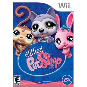 Littlest Pet Shop - Wii Game