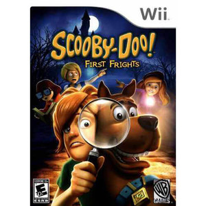 Scooby-Doo! First Frights - Wii Game