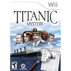 Titanic Mystery - Wii Game