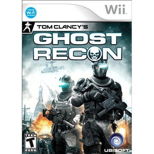 Ghost Recon, Tom Clancy's - Wii Game