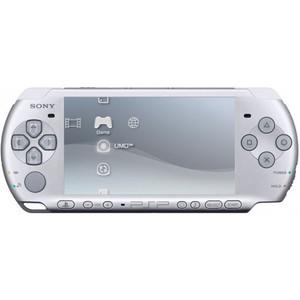 Sony PSP Handheld System Silver