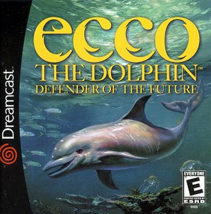 Ecco The Dolphin - Dreamcast Game