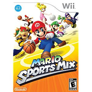 Mario Sports Mix - Wii Game