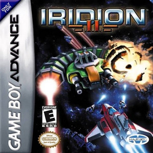 Iridion II - Game Boy Advance Game