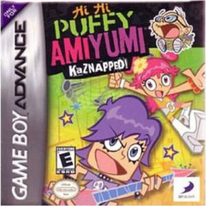 Hi Hi Puffy AmiYumi Kaznapped Prices - Game Boy Advance Game