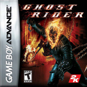 Ghost Rider - Game Boy Advance Game