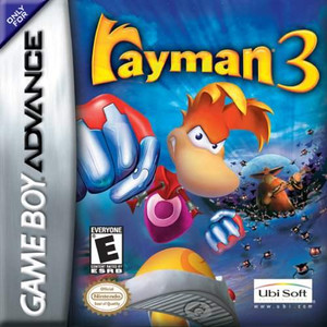 Rayman 3 - Game Boy Advance Game