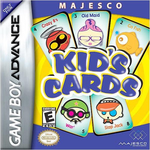 Kid's Cards - Game Boy Advance Game
