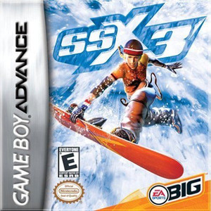 SSX 3 - Game Boy Advance Game