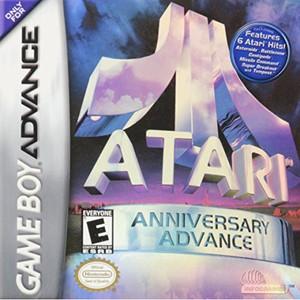 Atari Anniversary Advance - Game Boy Advance Game