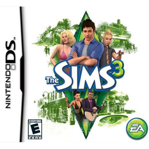 Sims 3 - DS Game