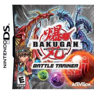 Bakugan Battle Trainer - DS Game