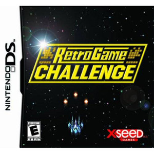 Retro Game Challenge - DS Game