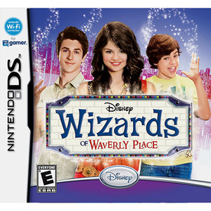 Wizards of Waverly Place - DS Game