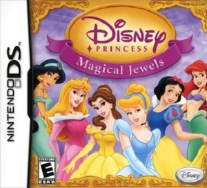Disney Princess Magical Jewels - DS Game
