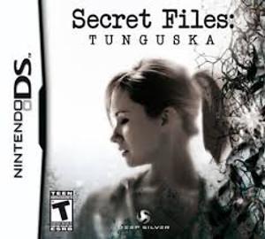 Secret Files Tunguska - DS Game