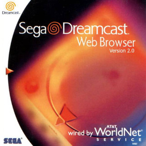 New Web Browser Factory Sealed - Dreamcast
