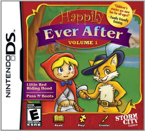 Happily Ever After Vol. 1 - DS Game