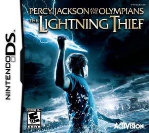 Percy Jackson & the Olympians: The Lightning Thief - DS Game