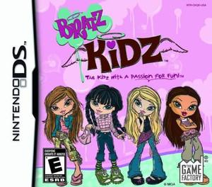 Bratz Kidz - DS Game