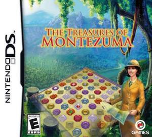 Treasures of Montezuma - DS Game