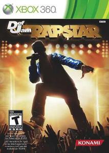 Def Jam Rapstar - Xbox 360 Game