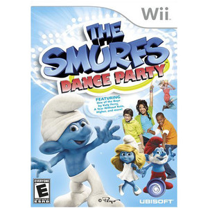 Smurfs Dance Party, The - Wii Game