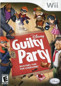 Guilty Party, Disney - Wii Game