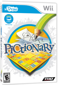 Pictionary - Wii Game