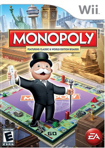 Monopoly - Wii Game