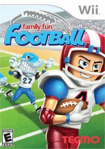 Family Fun Football - Wii Game