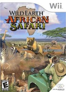 Wild Earth African Safari - Wii Game