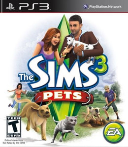 Sims 3 Pets, The - PS3 Game