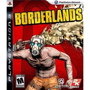 Borderlands - PS3 Game