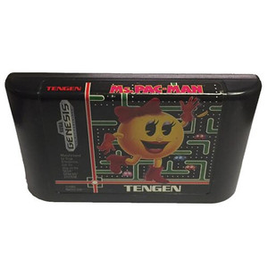 Ms. Pac-Man Red