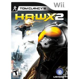 Tom Clancy's HAWX 2 - Wii Game