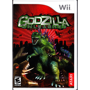 Godzilla Unleashed - Wii Game