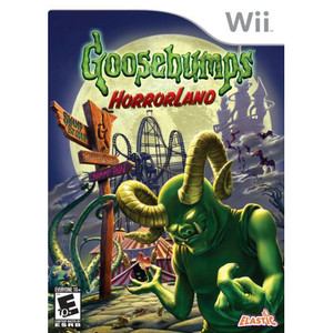 Goosebumps Horrorland - Wii Game