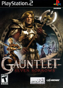 Gauntlet Seven Sorrows - PS2 Game