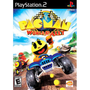 Pac-Man World Rally - PS2 Game