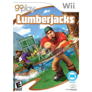 Lumberjacks - Wii Game